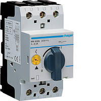 Автоматический выключатель защиты двигателя MM510N Hager, 6.0-10.0А