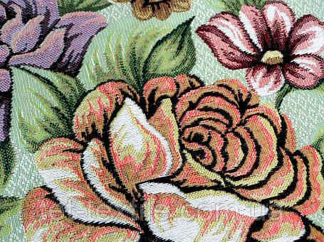 Скатерть цветочный букет в чемоданчике Home Plus (150x220cm.), фото 2