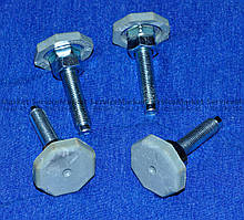 Ножки корпуса стиральной машины LG AFC72909501 4 шт. Оригинал