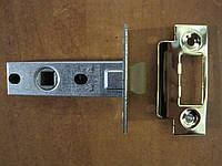 Защелка дверная S.D C-03 B-S золото (карбоновый язык)
