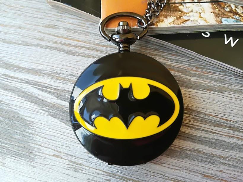 Часы Кулон Бэтмен Batman