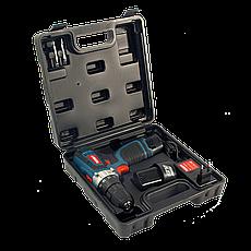 Шуруповерт аккумуляторный ЗЕНИТ ЗША-12 Р2 LI, фото 2