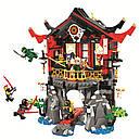 """Конструктор Ninja Bela 10806 (Lego Ninjago 70643) """"Храм воскресения"""", 809 дет., фото 3"""