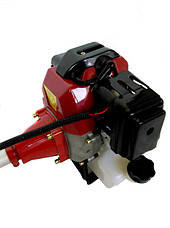 Мотокоса бензиновая GrunWelt GW-44FA, фото 3