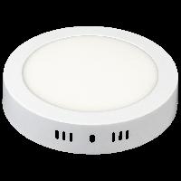 Потолочный светильник светодиодный, накладной Ilumia 12Вт, 170мм, 4000К (нейтральный белый), 960Лм
