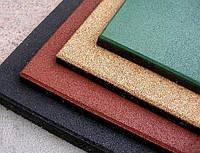 Гумова плитка залишки/Резиновая плитка