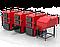 Котел твердотопливный Ретра-4М Combi 80 кВт с ретортной горелкой и бункером, фото 10