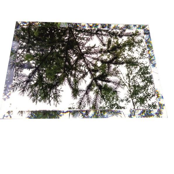 Плитка зеркальная фацет 10 мм