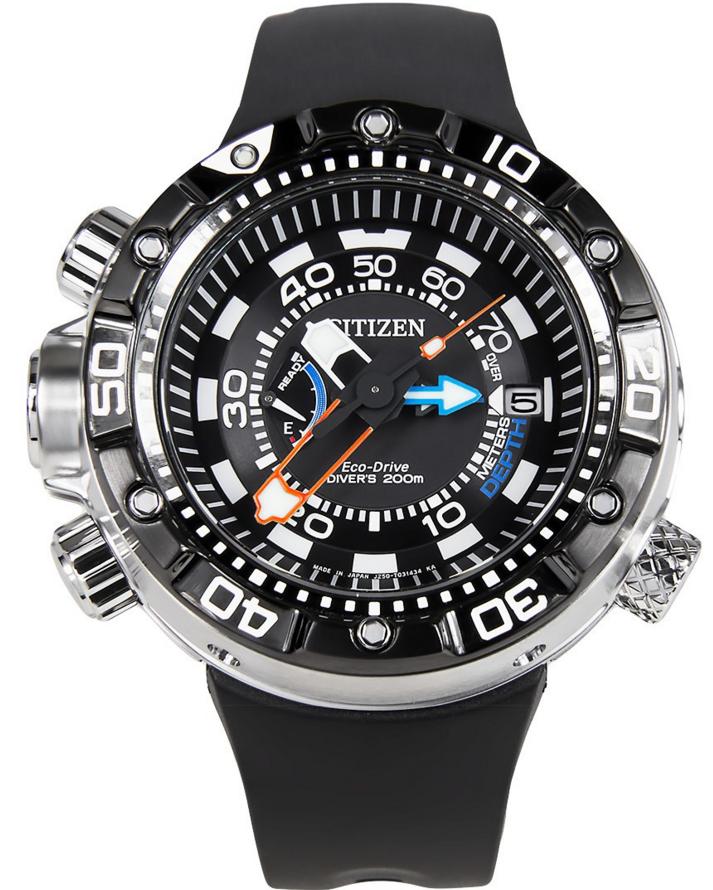 Мужские часы Citizen BN2024-05E Promaster Aqualand Divers