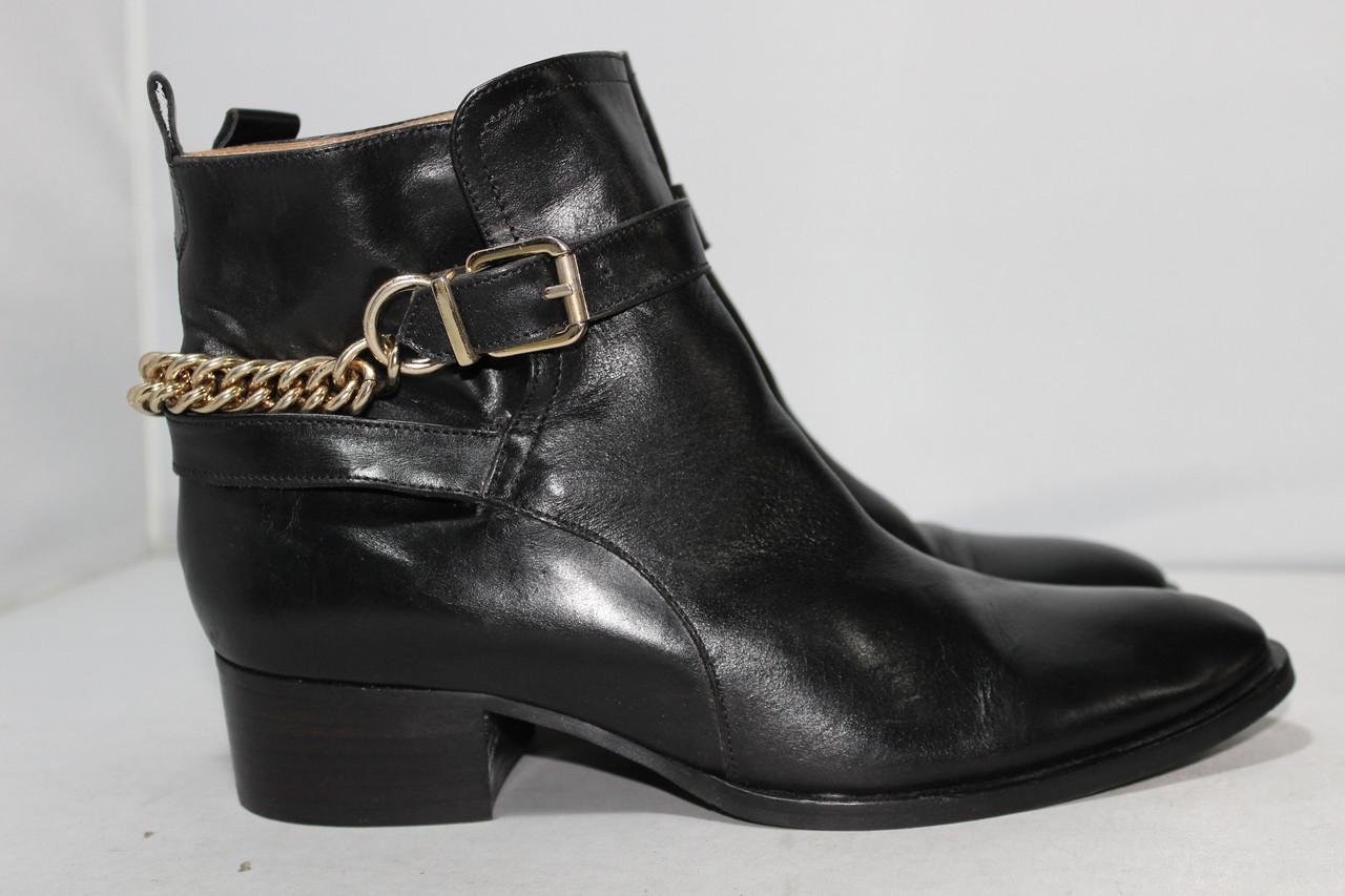 Женские кожаные ботинки San Marina, 37 размер