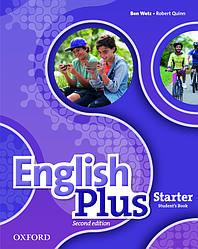 English Plus Second Edition Starter Student's Book (учебник)