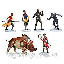 Игровой набор с фигурками Черная Пантера Disney