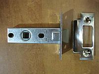 Защелка дверная S.D C-03 B-S сатин (карбоновый язык)