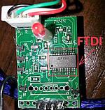 Диагностический сканер K-Line адаптер VAG COM409.1 FTDI, фото 3
