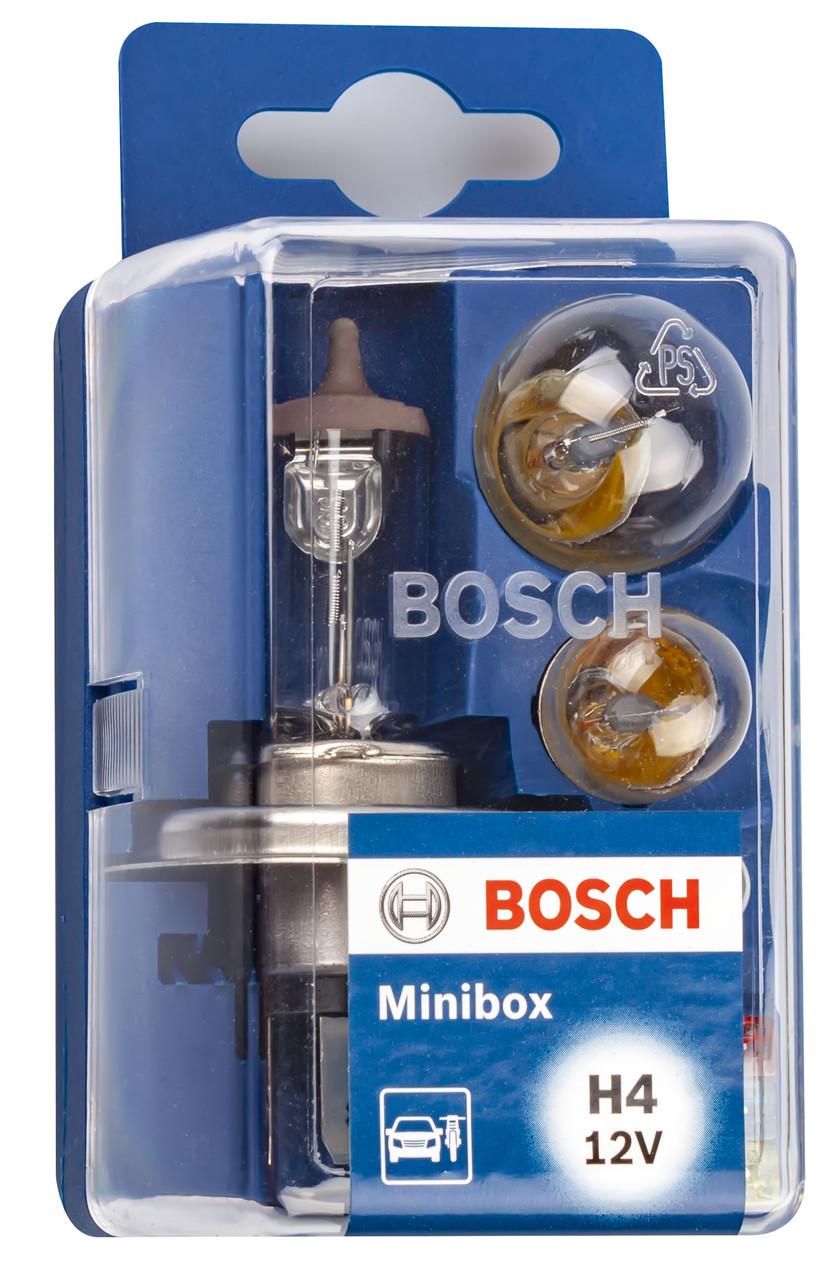 Набір автомобільних ламп BOSCH BO 1987301101
