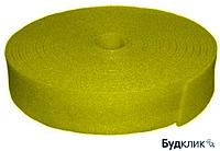 Демпферная лента для теплого пола Украина 150мм х 8мм х 50м/п..