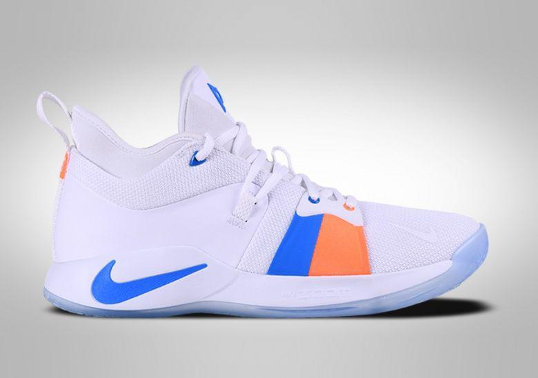 7edbb5ee Оригинальные баскетбольные кроссовки Nike PG 2