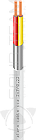 Сигнальный кабель Dialan CCA 2x7/0.22 экранированный бухта 100м