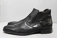 Мужские кожаные полуботинки Andre, 45р., фото 1