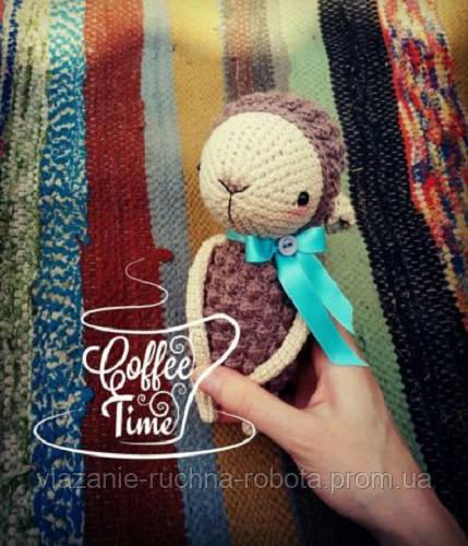 вязаная игрушка овечка цена 300 грн купить староконстантинов