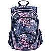 Школьный рюкзак для девочек girl style с модным принтом. Дышащая спинка, умный органайзер. Доставка бесплатно., фото 2