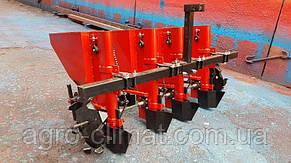 Саджалка для часнику 4-х рядна ЧСН-4 Володар для мінітрактора (3т), фото 3