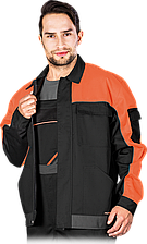 Куртка  PRO-J BPS рабочая мужская REIS Польша (спецодежда роба униформа)