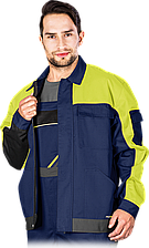 Куртка PRO-J GYS  рабочая мужская REIS Польша (спецодежда роба униформа)