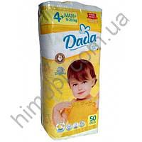 Dada Extra Soft  4+ плюс (9-20 кг.) 50 шт.
