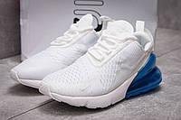 Кроссовки мужские Nike Air Max 270, белые (13426) размеры в наличии ► [  41 (последняя пара)  ], фото 1