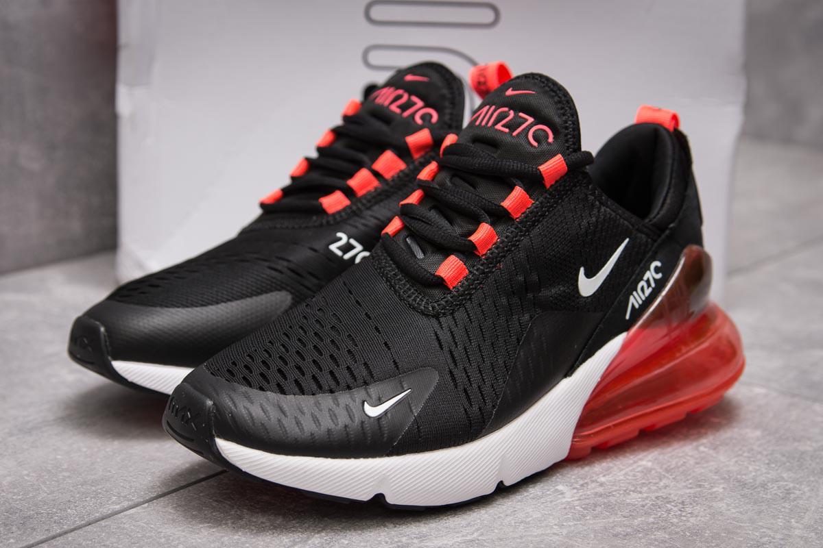 Кроссовки мужские в стиле Nike Air Max 270, черные (13428),  [  41 42
