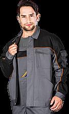 Куртка PRO-J SBP рабочая мужская серая REIS Польша (рабочая одежда униформа)