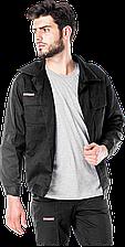 Куртка  BM B Master рабочая мужская черная (роба спецодежда рабочая)