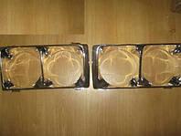 Очки на решетку ВАЗ 2106, ХРОМ пара