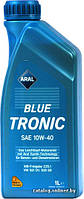 Моторное масло Aral Blue Tronic sae 10w40 1л