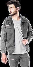 Куртка  BM S  Master рабочая мужская серая (форма спецодежда рабочая)