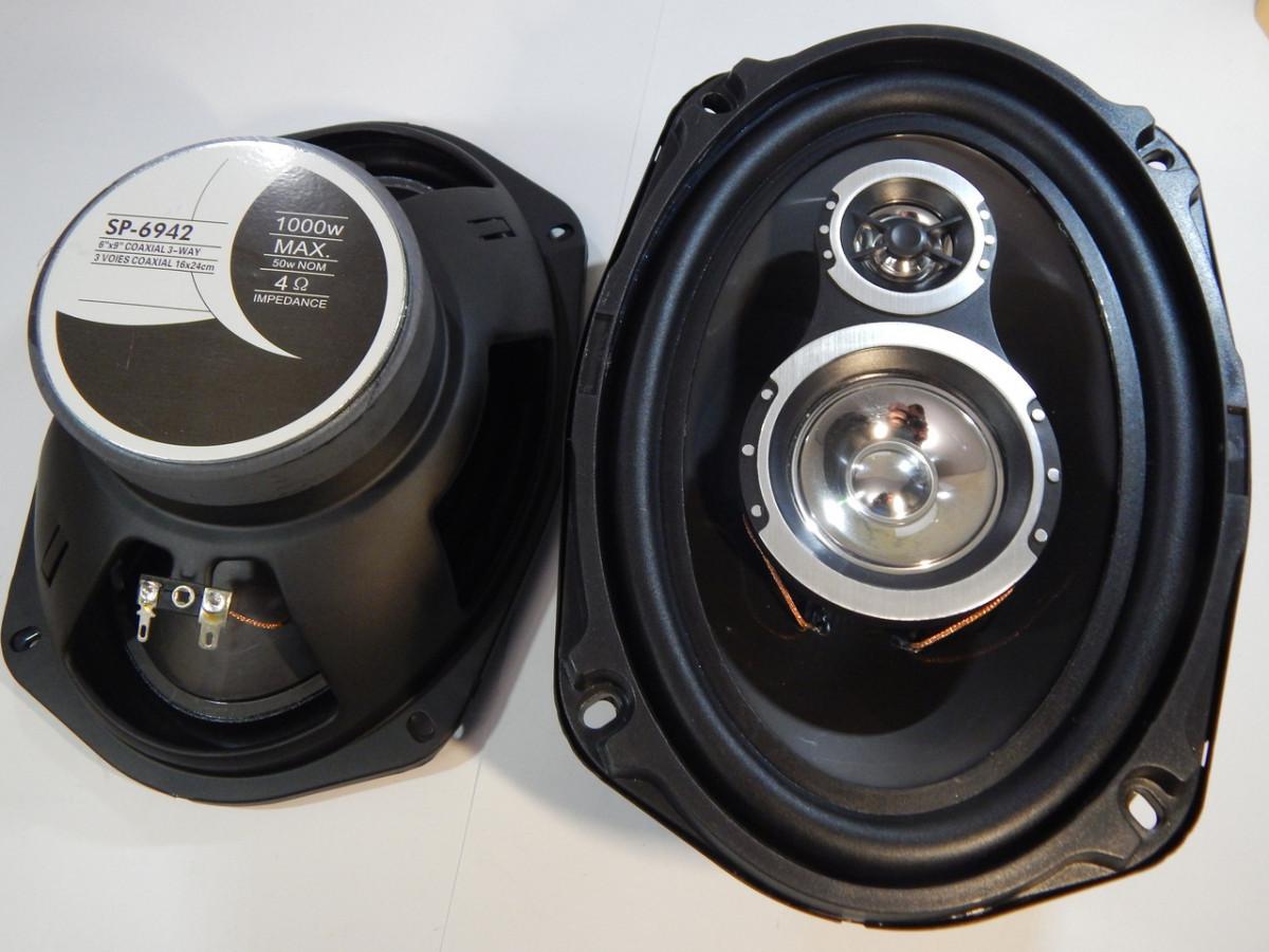 Автомобильные Колонки Овалы Pioneer SP-6942