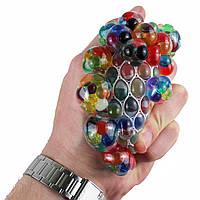 Игрушка Мяч Антистресс Mesh Squish Ball большие
