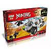 Конструктор Lepin 06040 Ninja ниньзя Ninjago ниньзяго Внедорожник титанового ниндзя 371 деталь