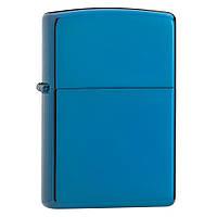Зажигалка Zippo 20446 Sapphire синяя 20446, фото 1
