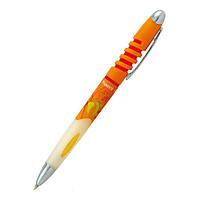 Ручка шариковая автом. Fiesta, синяя 11061AB1014-02-А, ассорти