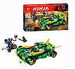 """Конструктор Ninja Bela 10803 (Lego Ninjago 70641) """"Ночной Вездеход Ниндзя"""", 570 дет."""