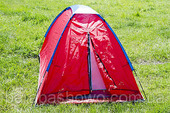 Палатка туристическая JY 1501 2-местная 1 слой. Туристическая Военная Рыбацкая качественная палатка