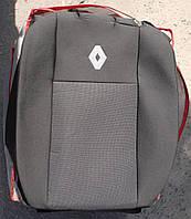 Авточехлы VIP RENAULT Premium (1+1) 1996-2006 автомобильные модельные чехлы на для сиденья сидений салона RENAULT Рено Premium