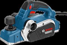 Рубанок электрический Bosch GHO 26-82 D (0.7 кВт, 82 мм)