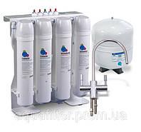 Бытовой фильтр обратного осмоса с минерализацией Leaderfilter Comfort RO-75G P МТ18  1