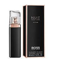 Женская парфюмированная вода Hugo Boss Nuit Pour Femme Intense 30ml