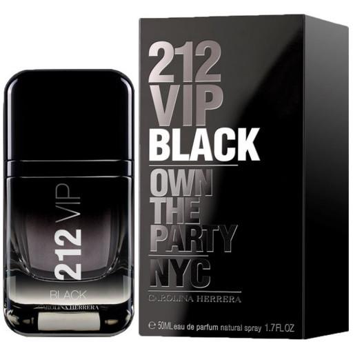 Carolina Herrera   212 VIP Black 50ml оригинал,парфюмерная вода для мужчин