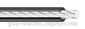 СИП 3-20 1x50 Провод самонесущий одножильный высоковольтный в изоляции сшитого полиэтилена