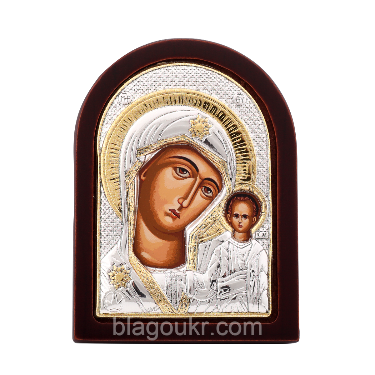 Икона Богородица Казанская с магнитом
